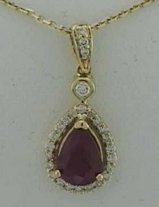 Ruby: Julys Birthstone Ruby-and-Diamond-Necklace