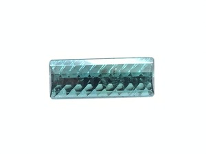 photo of Loose Teal Tourmaline 4.77 carat 6.7mm x 17.4mm Treatment A item 001-205-00044