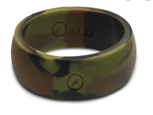photo of Size 9 mens Camo silicone ring item 001-426-00010