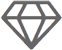 icon of a diamond